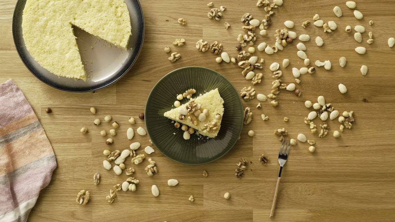 Jogurtovo piškotový dort